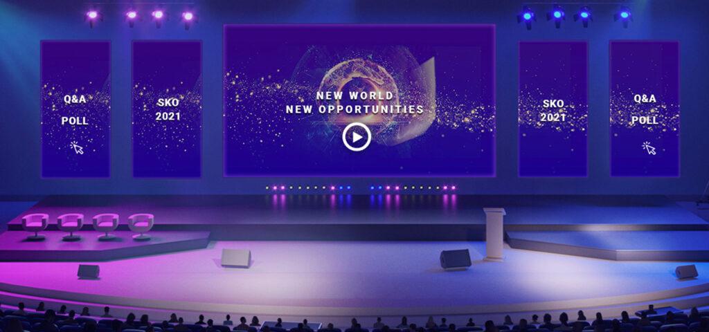 Exploratist lanseaza Digital Stage – o solutie pentru evenimente online cu buget optimizat cu 30%